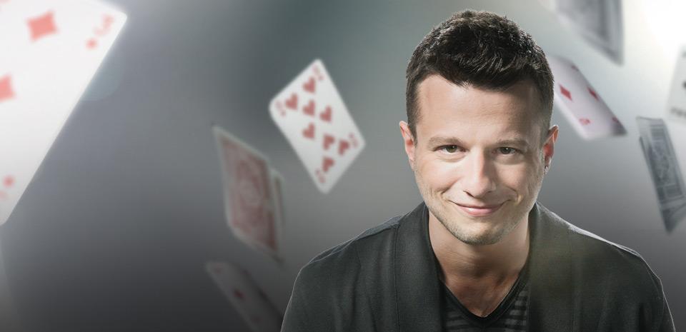 Mat Franco Magic Reinvented Nightly Showtimes Vegas Com