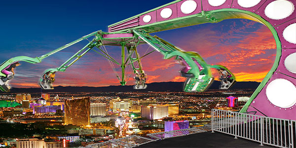 Best Thrill Rides In Las Vegas Guide To Vegas Vegas Com