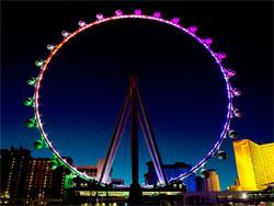 Las Vegas High Roller Cost