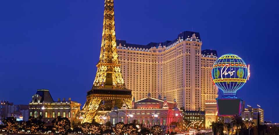 Eiffel Tower Viewing Deck - Las Vegas - Tickets | Vegas.com